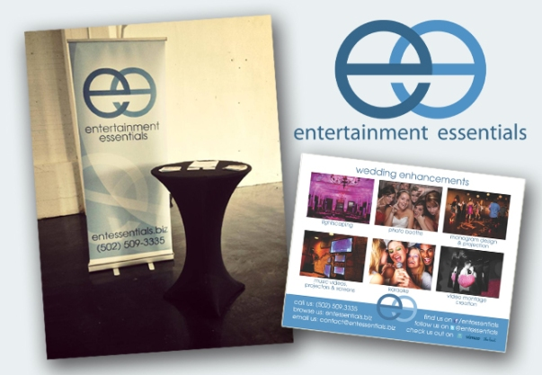Entertainment Essentials Brand Identity