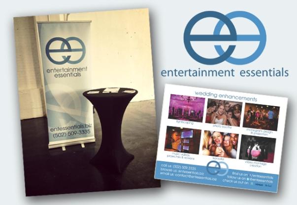 Entertainment Essentials Brand Identity