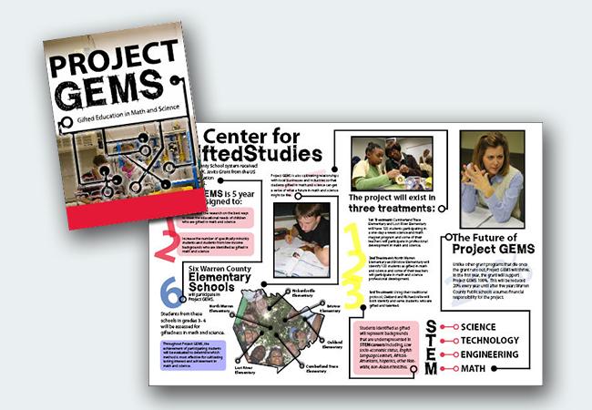 WKU's Project GEMS Informational Handout