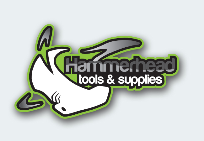 Hammerhead Tools and Supplies Logo