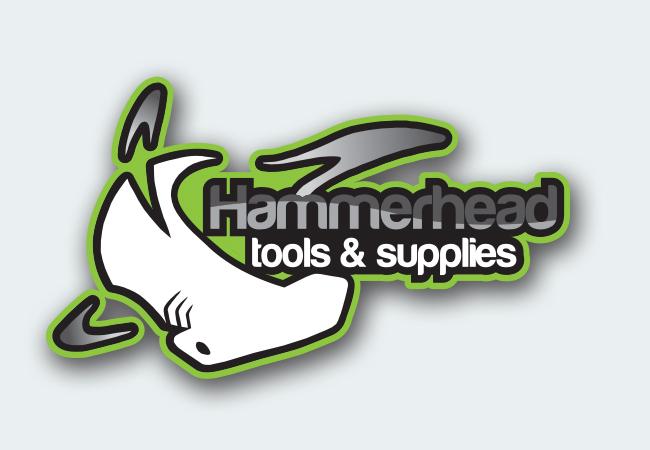 Hammerhead Tools and Supplies Logo