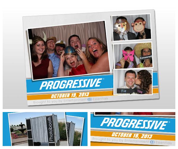 Custom Corporate Photobooth