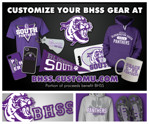 BHSS CustomU Promotional Banner