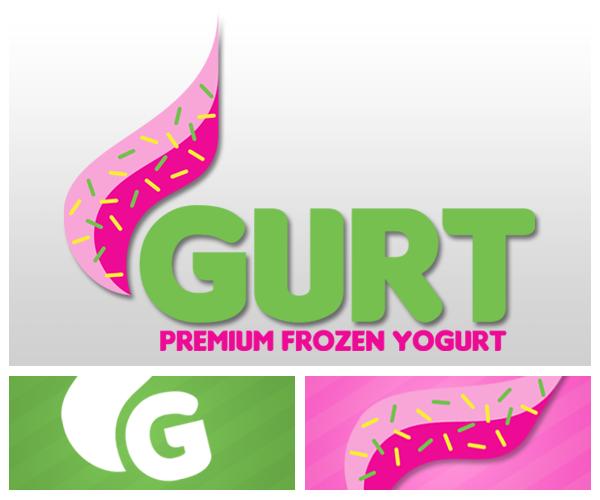 Gurt Yogurt Company Logo