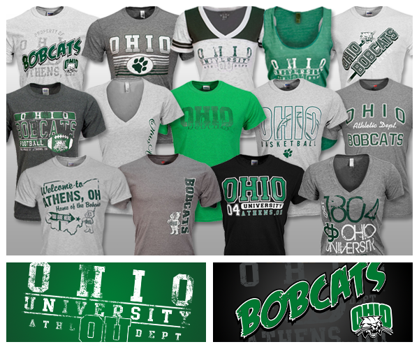Ohio University Apparel