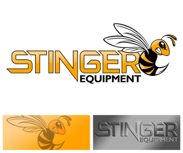 Stinger Equipment Logo Design