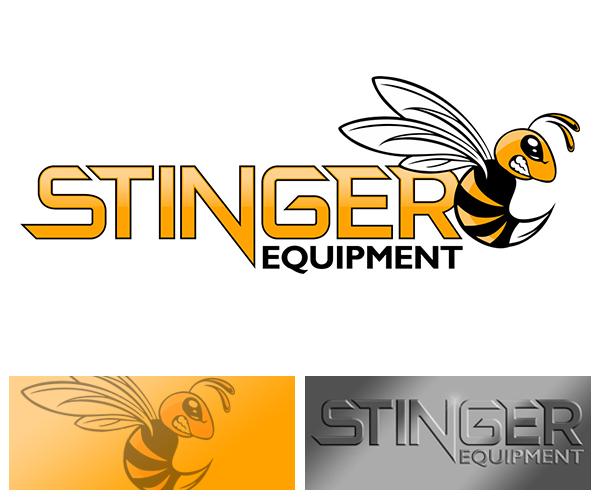 Stinger Equipment Logo Design