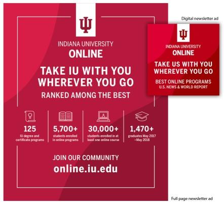 alumni ads